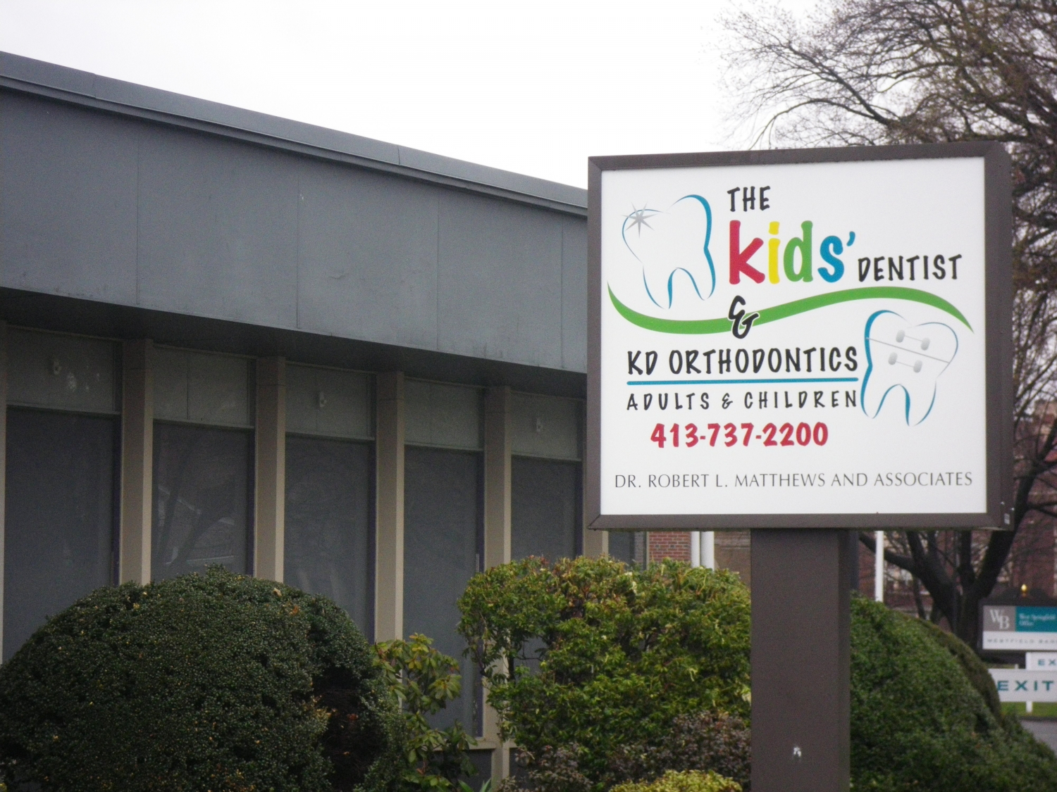The Kid's Dentist and KD Orthodontics