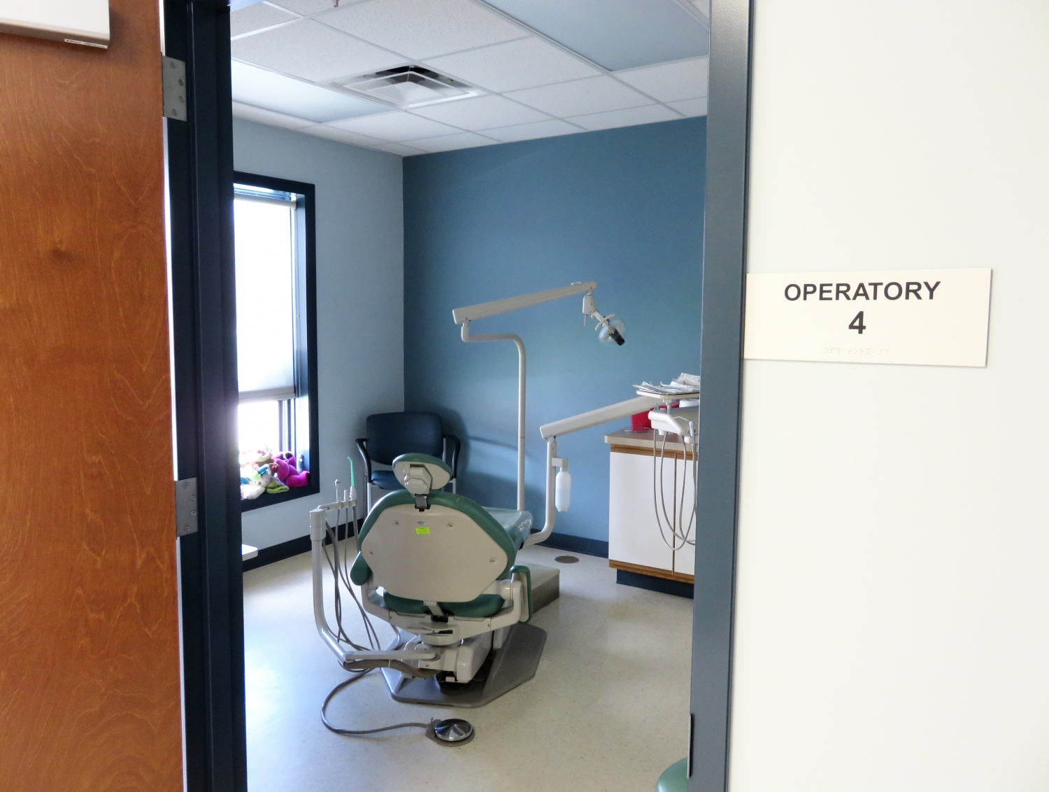 Tufts University Special Care Dental Facility