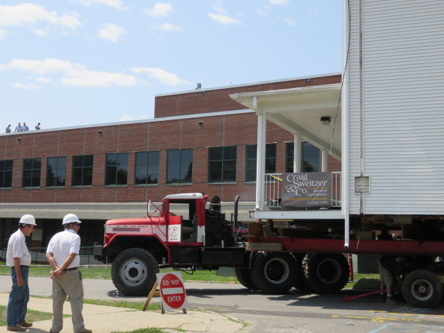 Baystate Health House Move